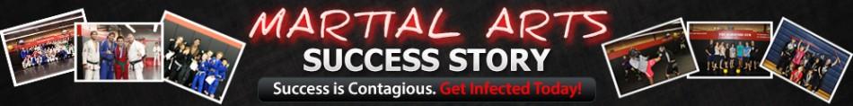 Martial Arts Success Story